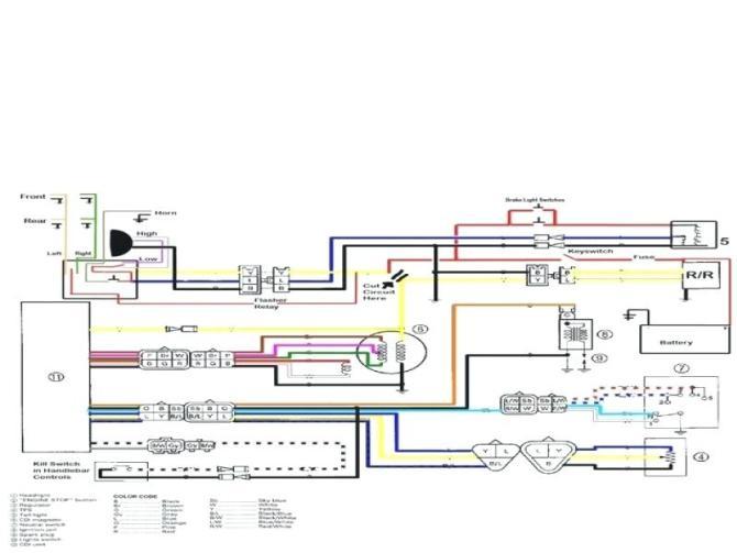 xa7901 2000 yamaha blaster wiring diagram download diagram