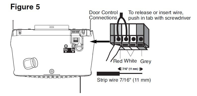 download for garage door electric eye wiring diagram hd