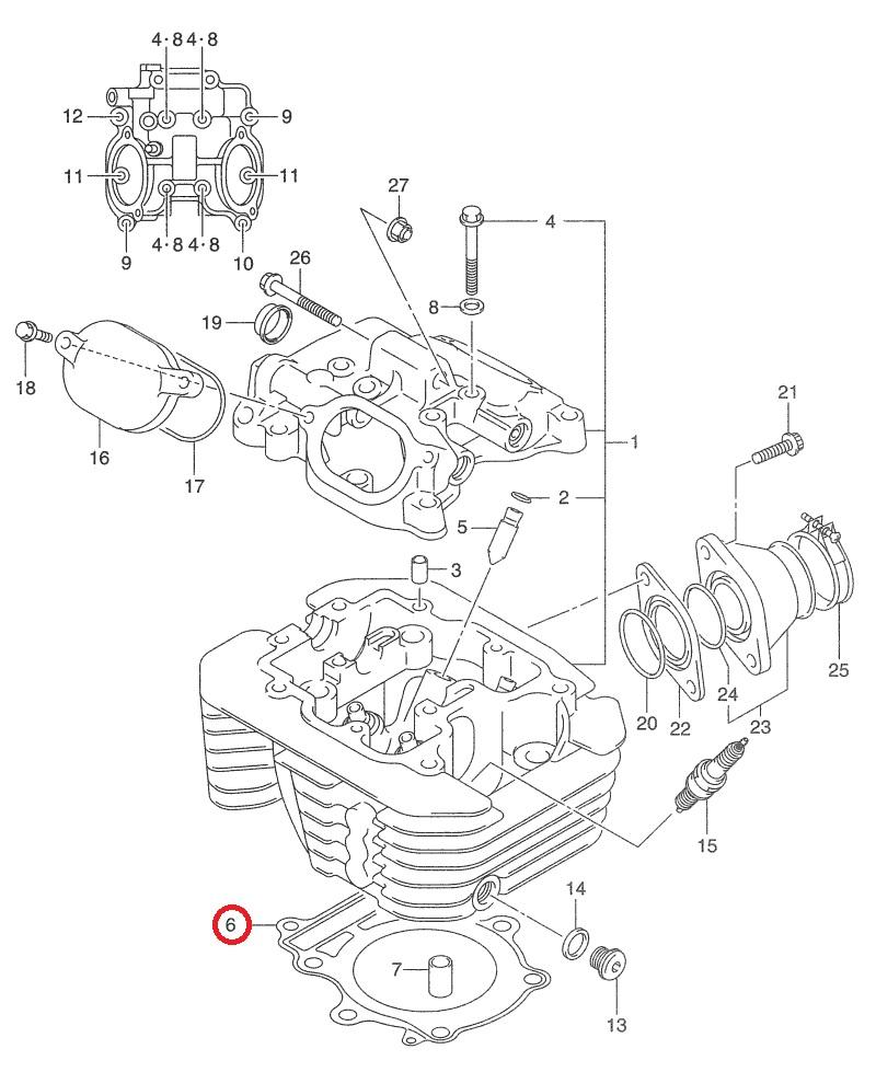 Suzuki Eiger Wiring Diagram