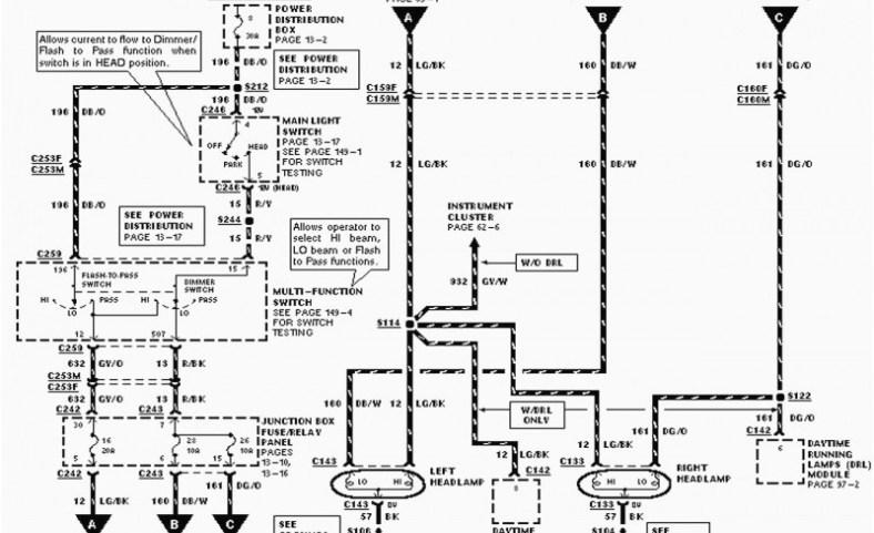 [KH_1307] Peterbilt Light Wiring Diagram Download Diagram