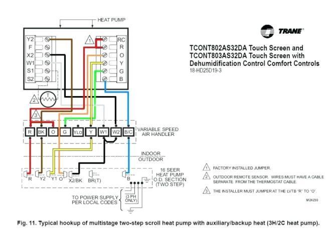 amana heat pump wiring diagram 2002 f350 turn signal wiring