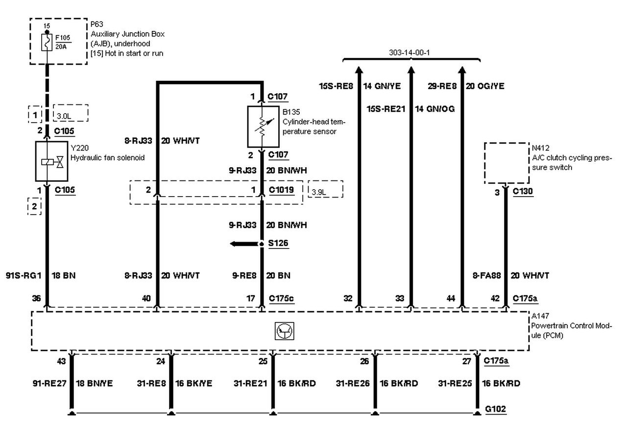 2001 Lincoln Ls Wiring Diagram For Your Needs