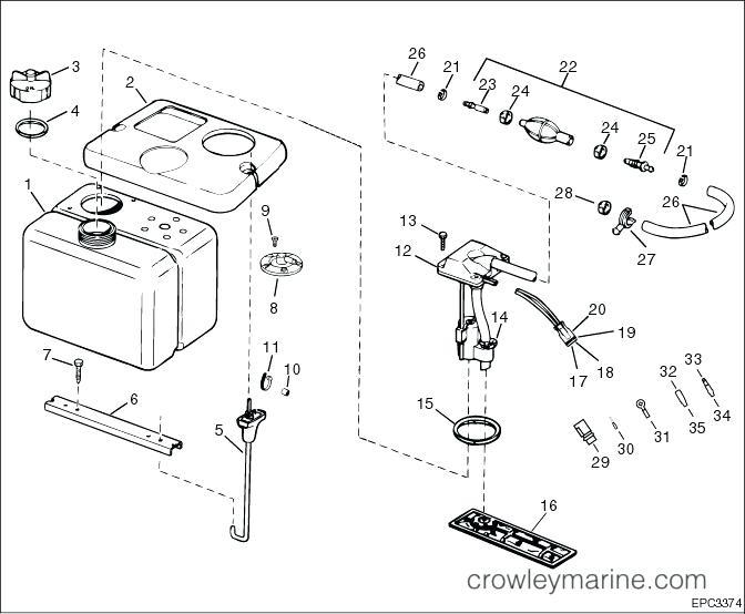 Mariner 75 Hp Outboard Wiring Diagram / 75 Hp Mariner