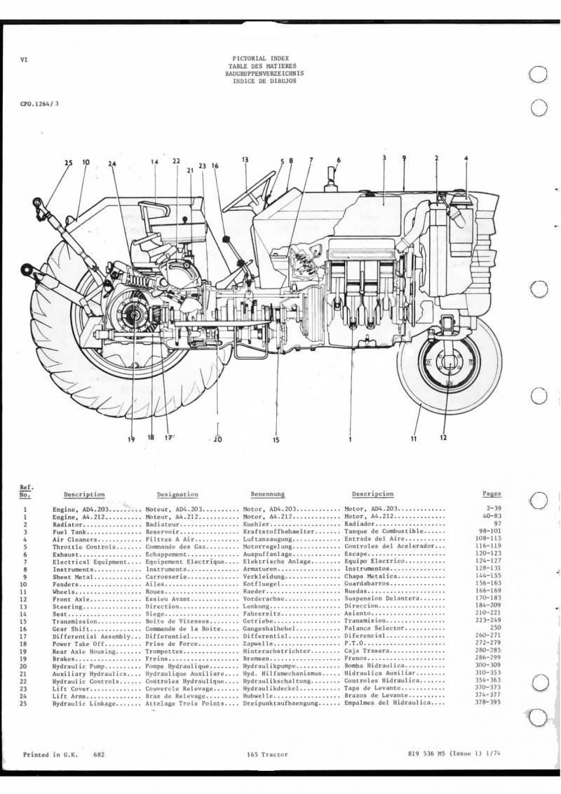 [WV_4428] Massey Ferguson 50 Wiring Diagram Schematic Wiring