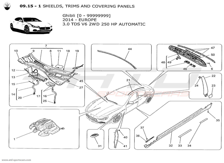 [FG_6612] Maserati Fuse Box Diagram Free Diagram