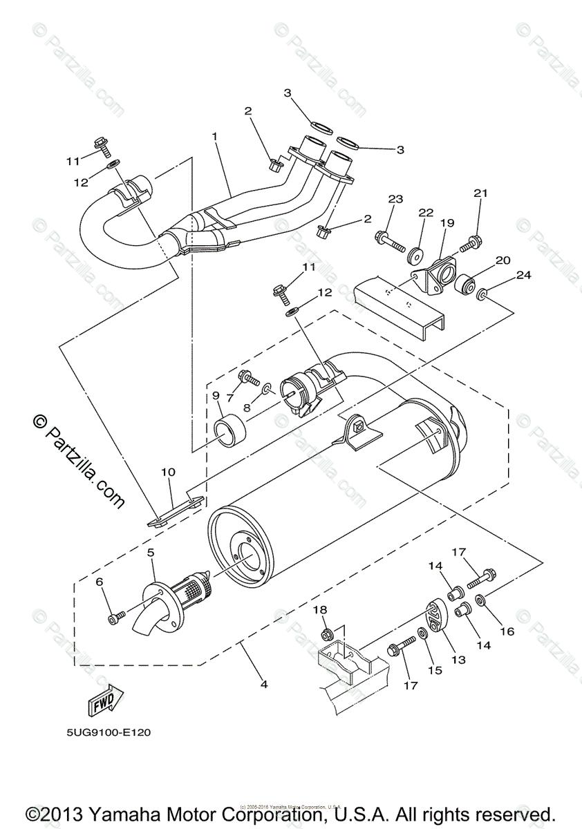 Yamaha 660 Wiring Diagram : Yamaha Motorcycles Electrical