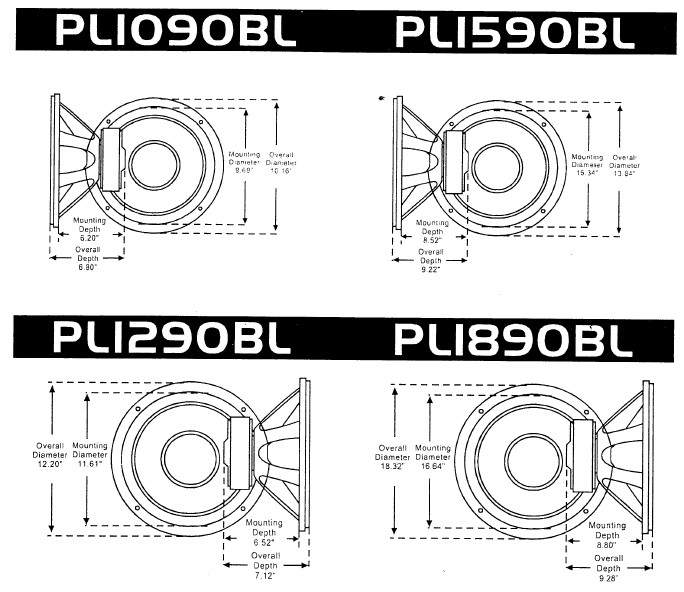 [FX_0217] Pyle Subwoofer Wiring Diagram Wiring Diagram