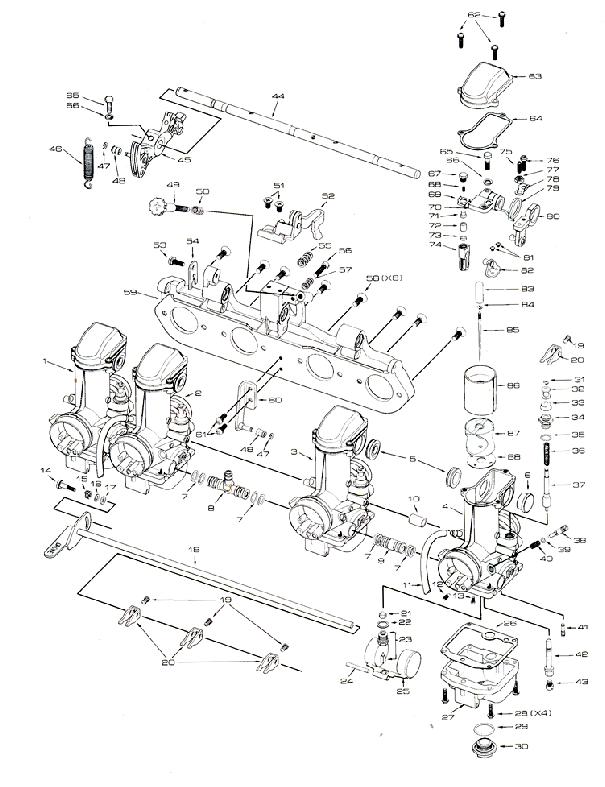 [RS_7347] Keihin Cv Carburetor Diagram Moreover Keihin Cv