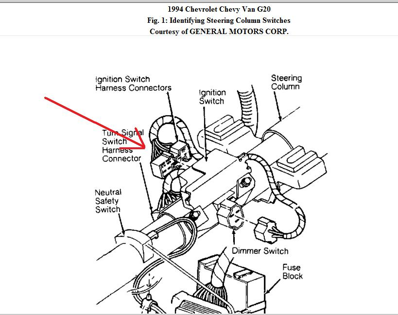 [View 23+] Steering Column Ignition Switch Wiring Diagram