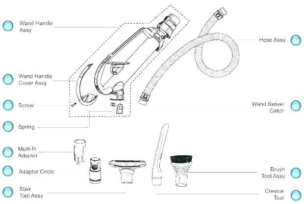 [BV_3885] Shark Navigator Vacuum Parts Diagram On Vacuum