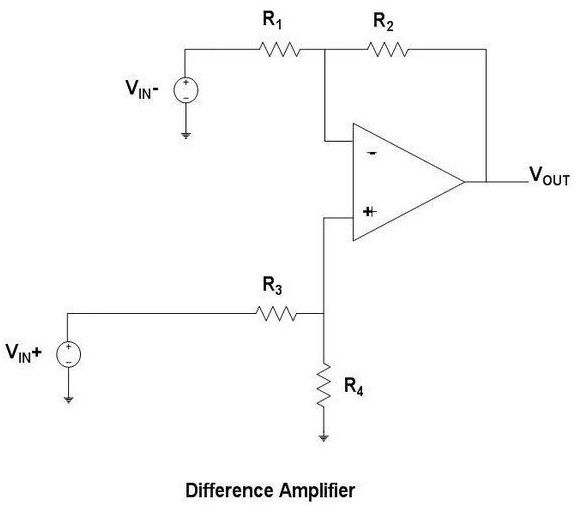 [CX_5756] Differential Amplifier Download Diagram