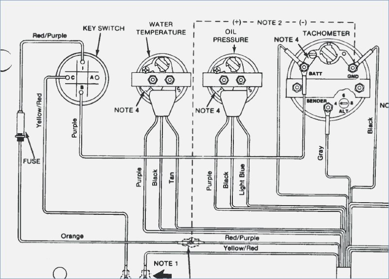 [DIAGRAM] Mercruiser Trim Sensor Wiring Diagram FULL