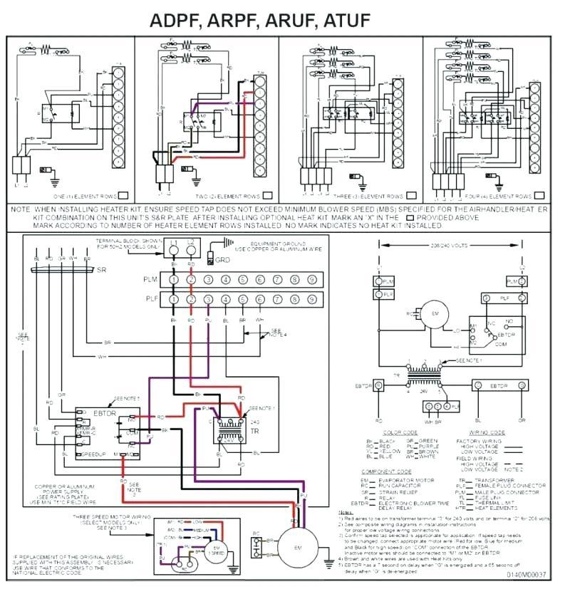 Goodman Air Conditioning Wiring Diagram : Goodman