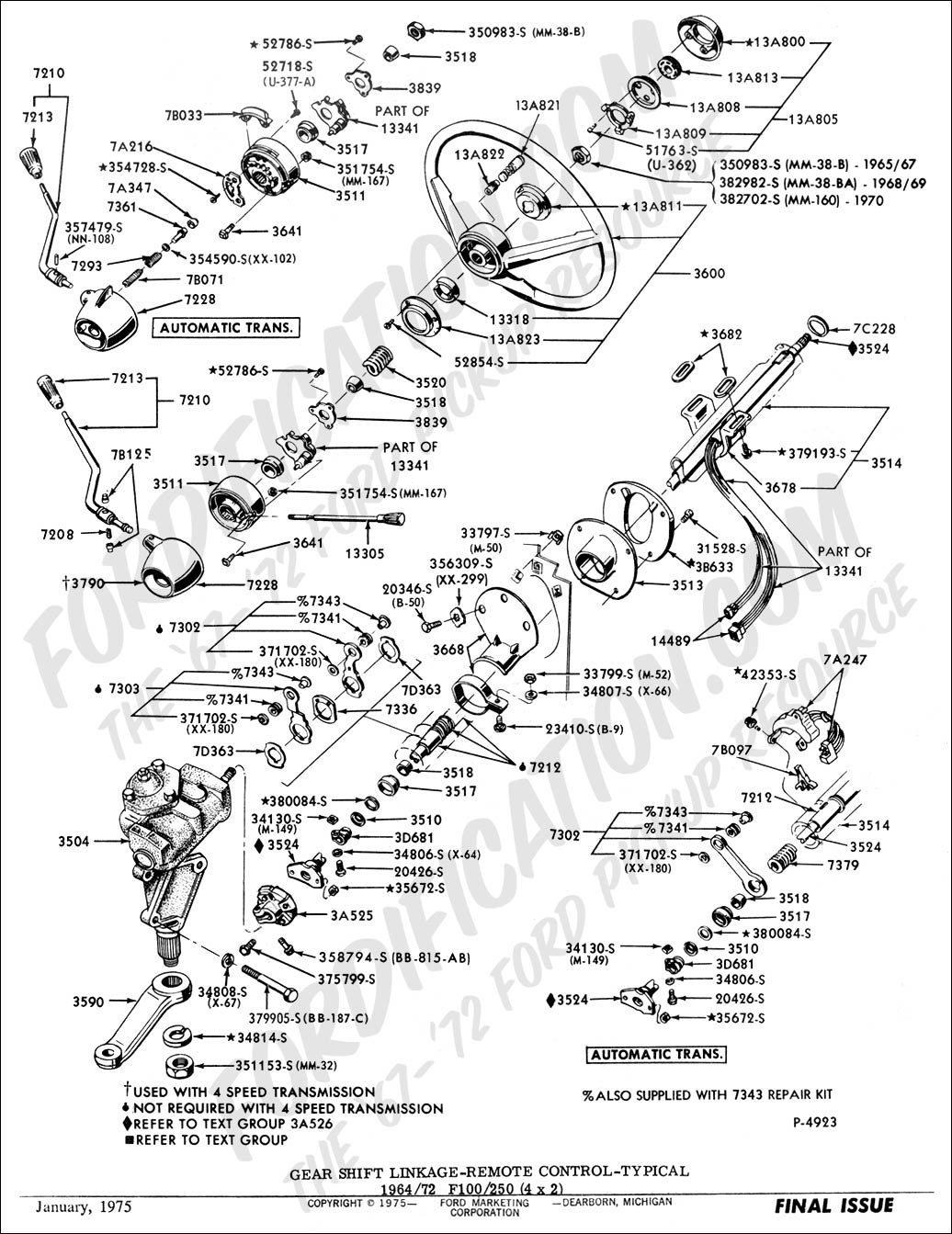 [FB_8611] C4 Transmission Linkage Diagram Schematic Wiring