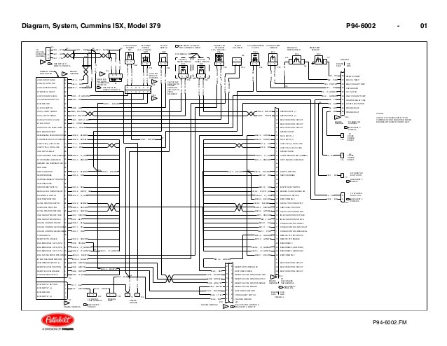 [VT_1910] Cummins Isx Ecm Wiring Diagram On Peterbilt Oil