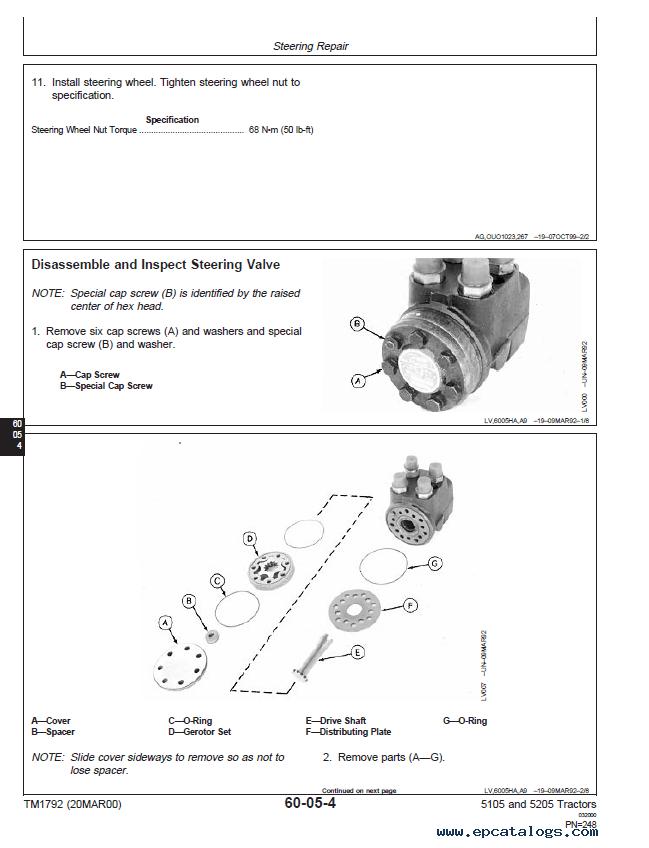 [WC_8947] John Deere B Tractor Wiring Diagram Download Diagram