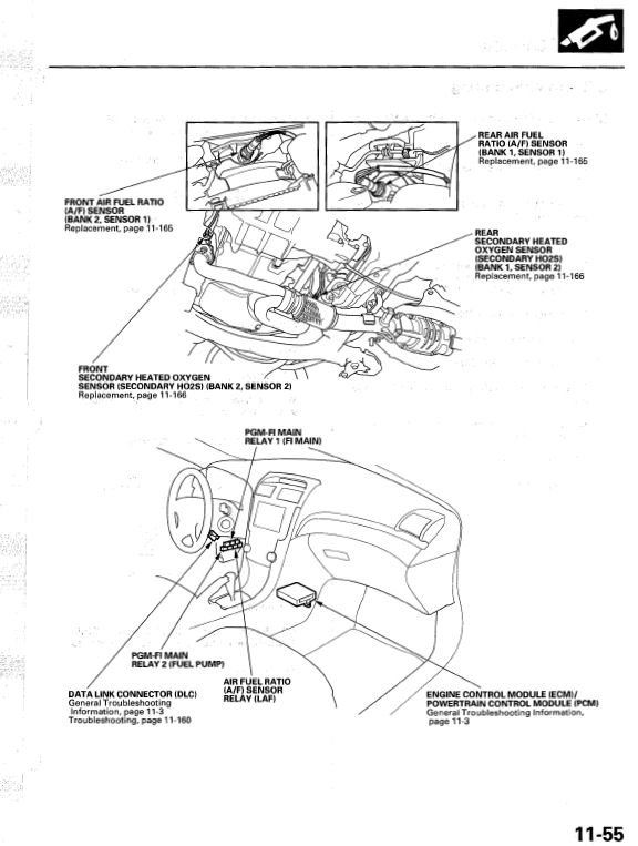 [XO_2653] Acura Tl Engine Diagram 1996 Acura Tl 3 2 Engine