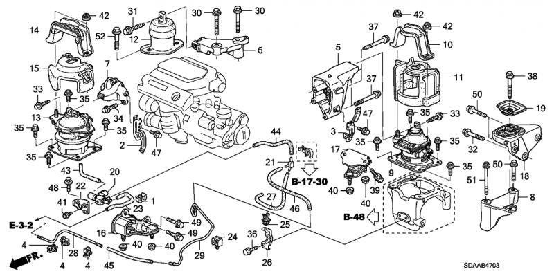 [VE_8439] Honda Accord Vacuum Diagram Download Diagram