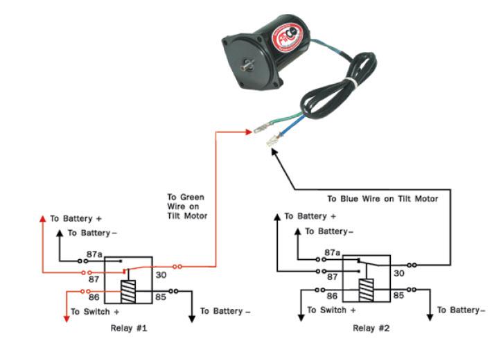 41+ Johnson Evinrude Tilt Trim Wiring Diagram