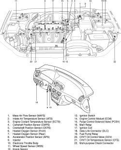 2013 Hyundai Sonata Belt Diagram : hyundai, sonata, diagram, Hyundai, Sonata, Engine, Diagram, Wiring, Export, Cross-creation, Cross-creation.congressosifo2018.it