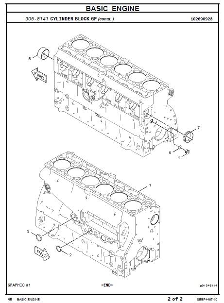 [SW_8023] C18 Cat Engine Generator Wiring Diagram Wiring