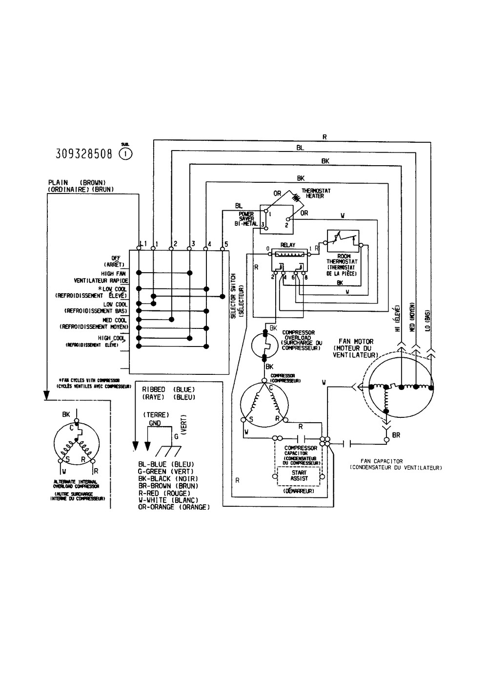 Wiring Diagram For A Kenmore Dryer Database