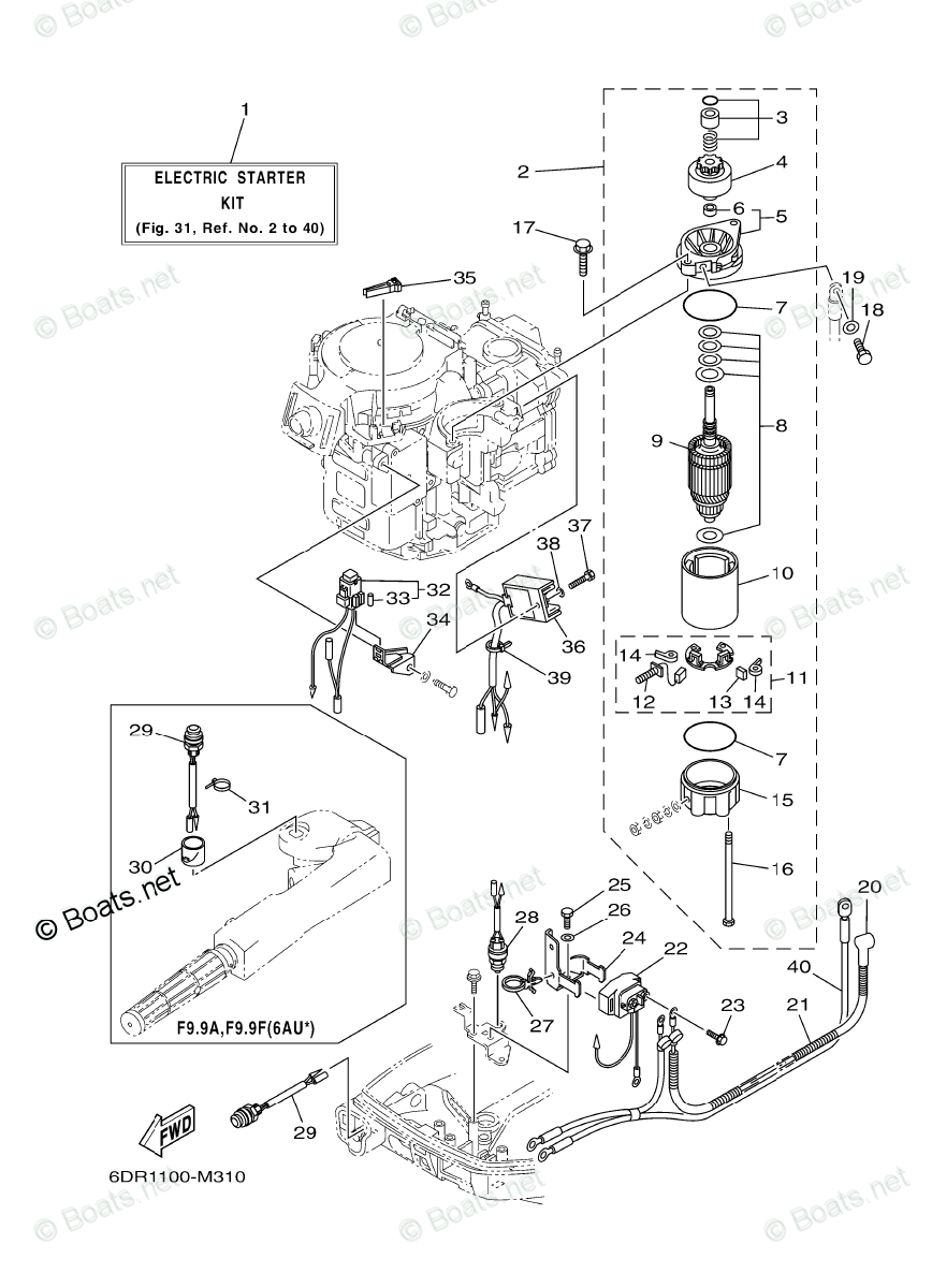 [TC_5321] Hp Outboard Motor Parts Diagram Motor