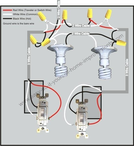 oe2258 wiring diagram for 3 way switch with light wiring