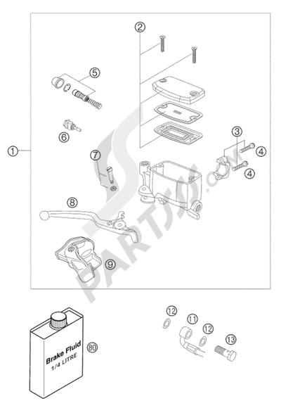 [XA_6670] Ktm 640 Adventure Wiring Diagram Schematic Wiring