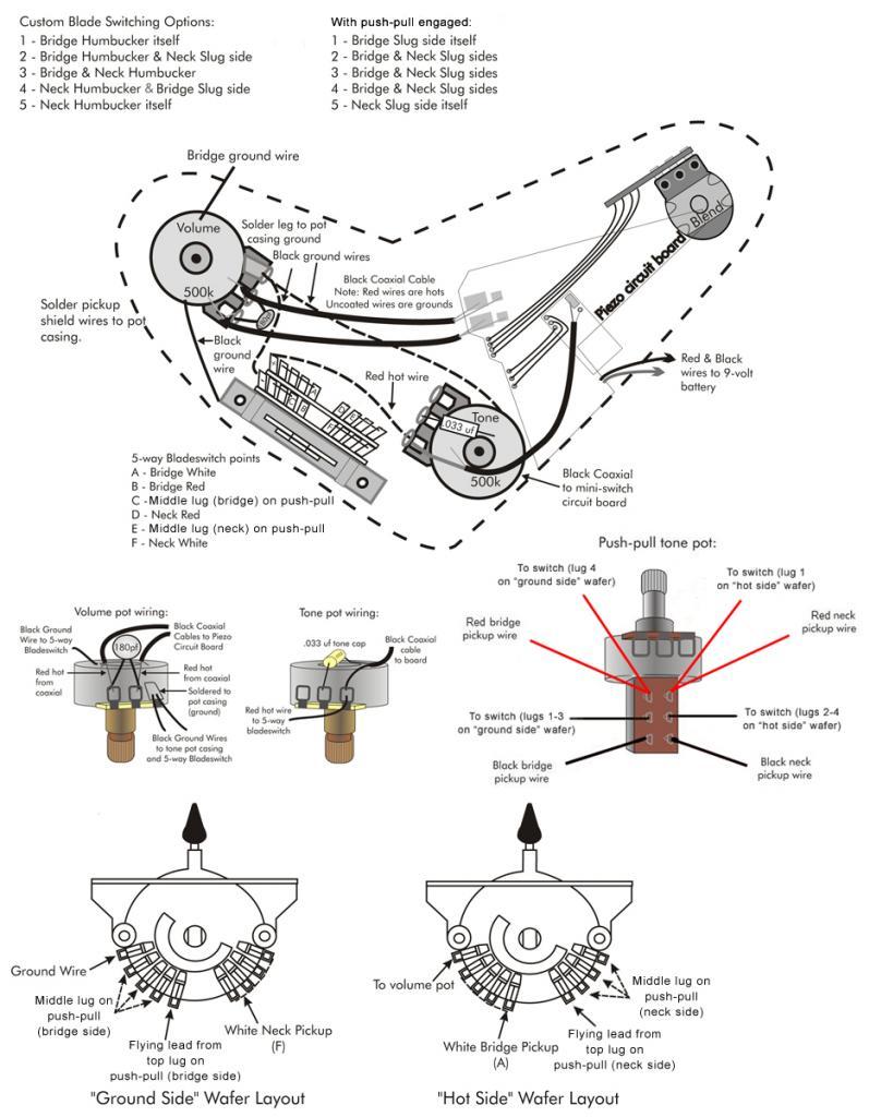 [DIAGRAM] Prs Custom 24 Guitar Pickups Wiring Diagram FULL