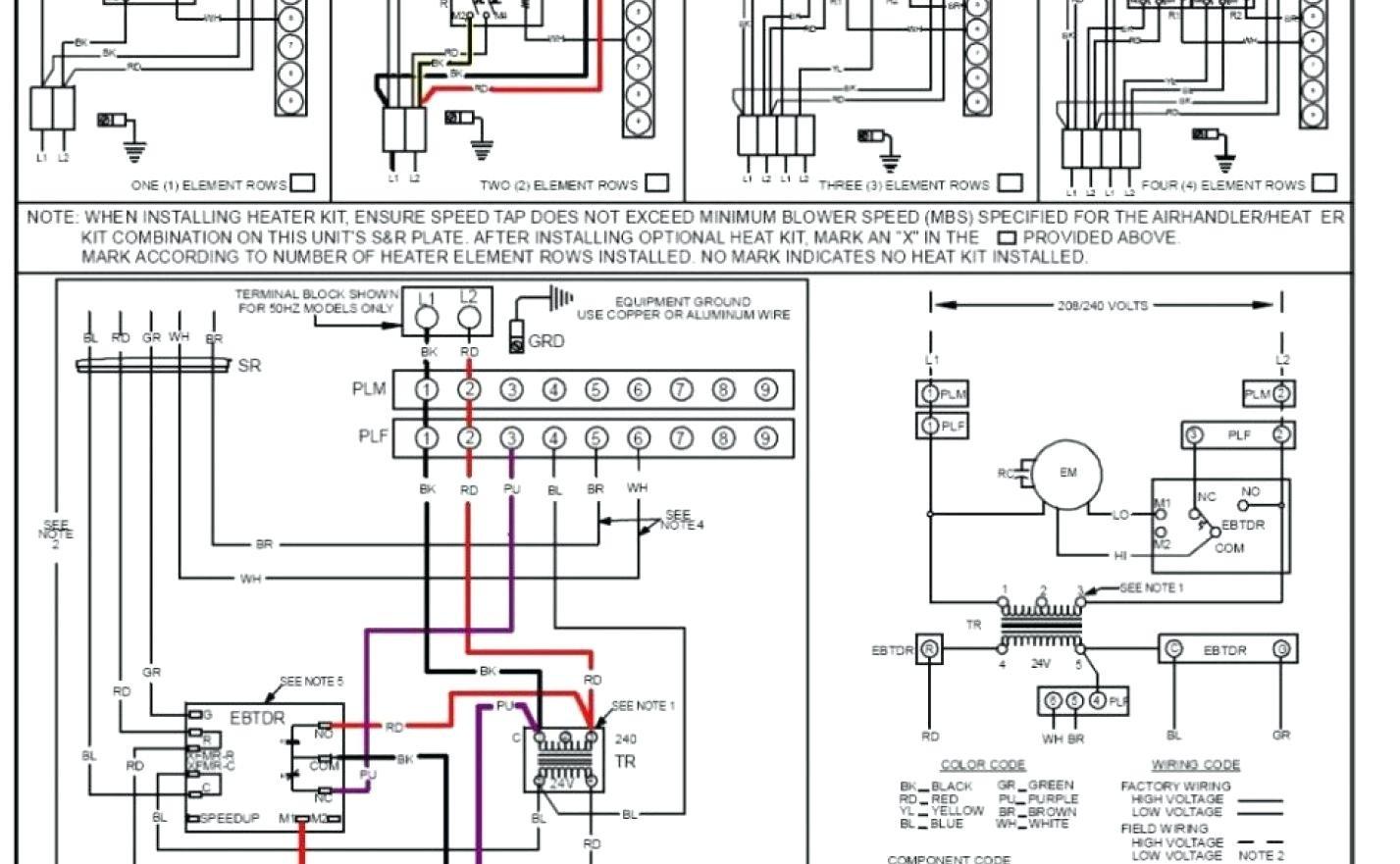 Mitsubishi Air Source Heat Pump Wiring Diagram