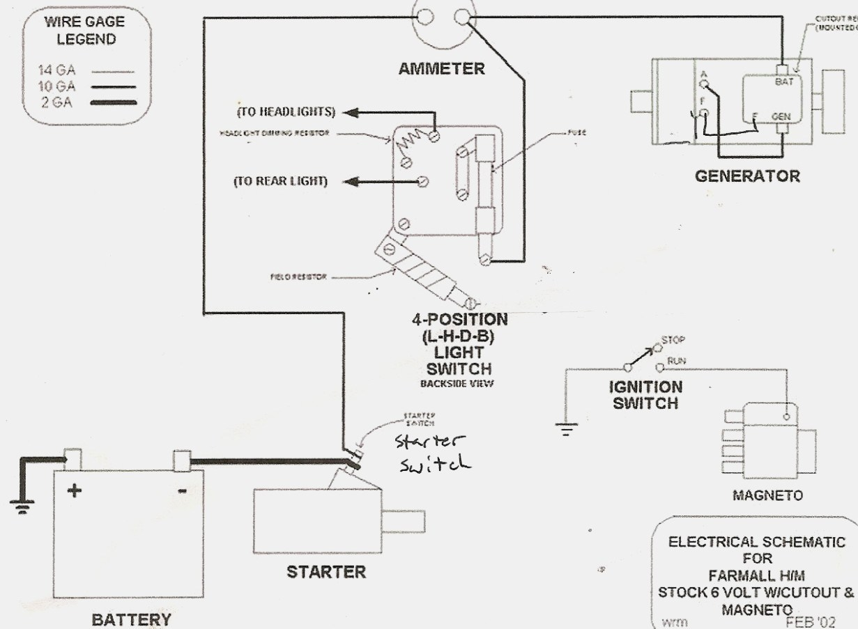 [TO_4306] Farmall 560 Pto Diagram Download Diagram