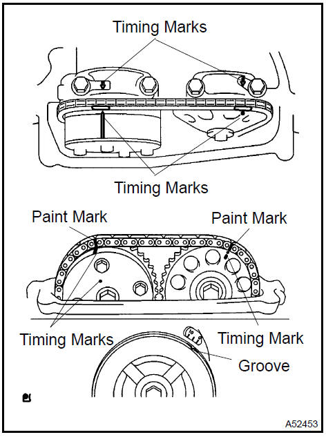[YD_1238] 1Az Fe Engine Timing Mark Diagram Wiring Diagram