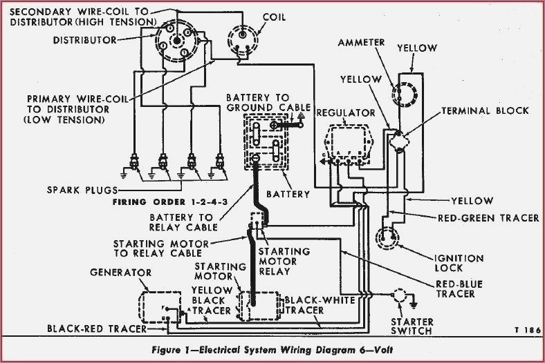 [DZ_1932] Ford 9N 2N 8N Discussion Board Re Wiring Diagram