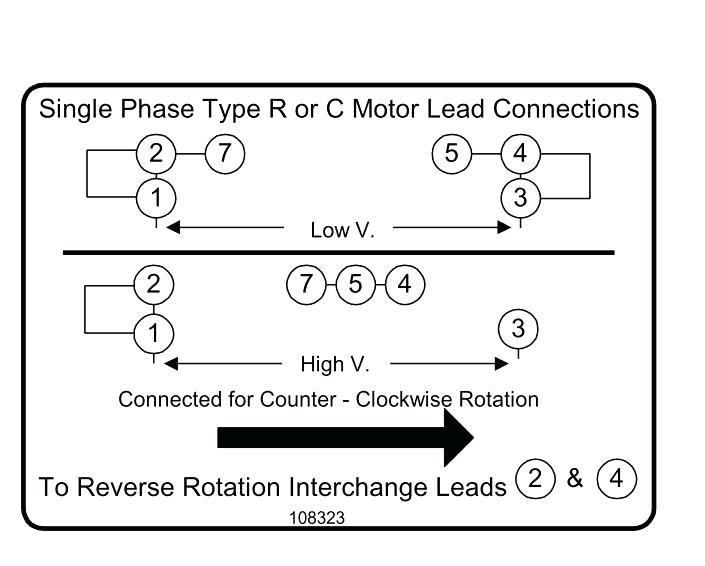 Baldor Wiring Diagram Single Phase Database