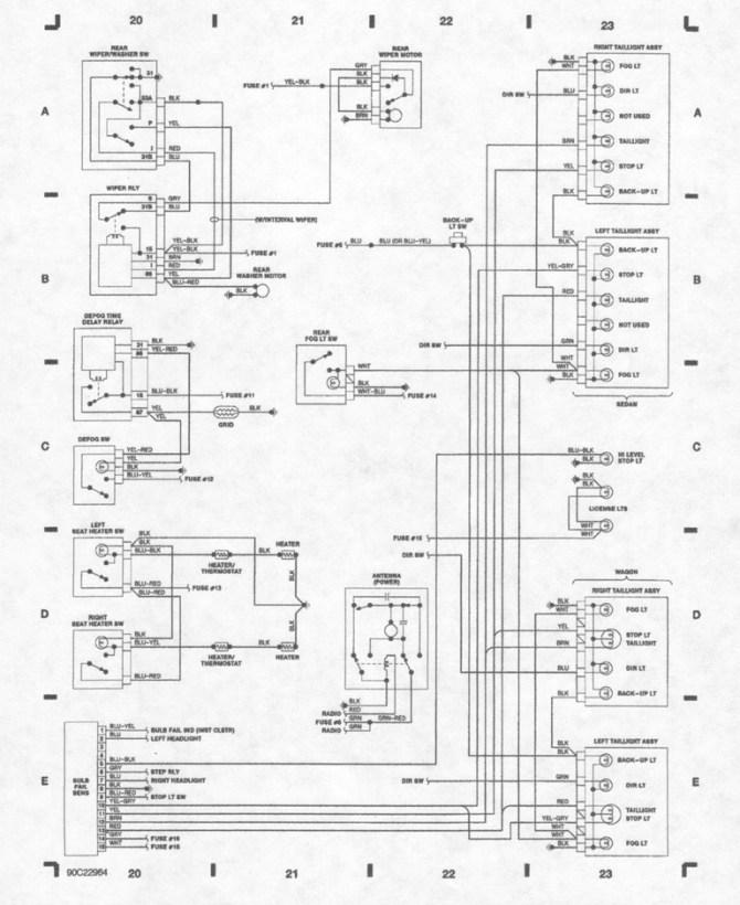volvo 240 instrument cluster wiring diagram  1999 honda