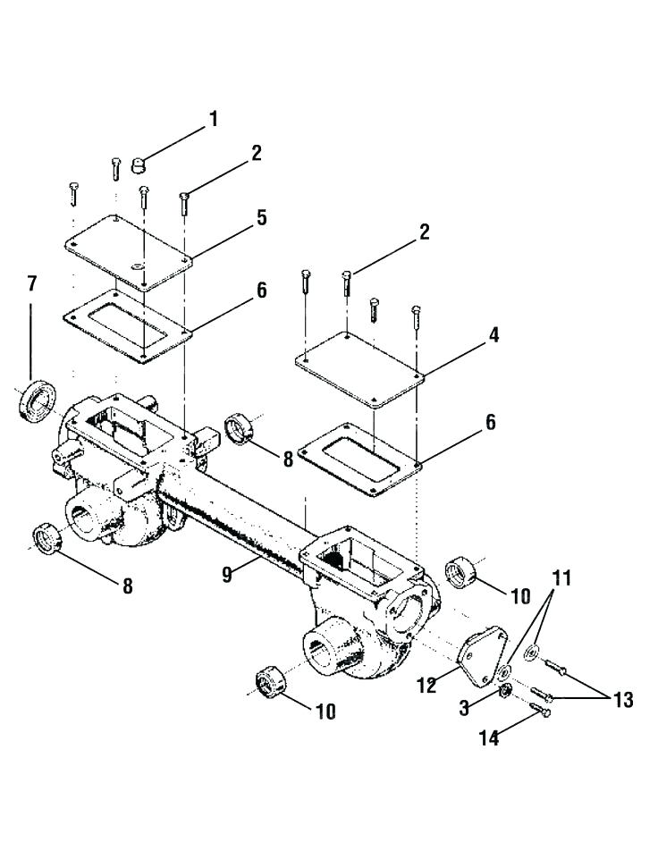 [SR_2255] Troy Bilt Pony Mower Deck Belt Diagram Also With