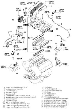 1995 Mitsubishi V6 Engine Diagram : 1995 Mitsubishi Mirage