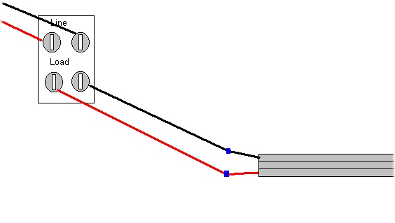 Baseboard Heater Single Pole Thermostat Wiring Diagram For