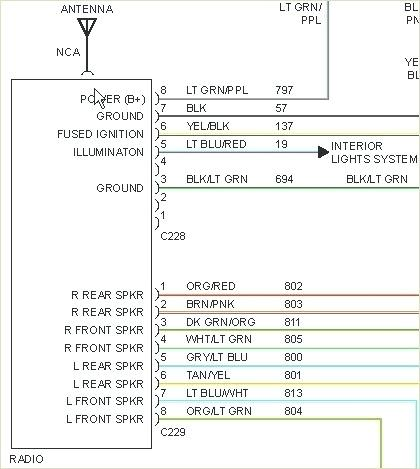 rw2461 ford 8n radio wire diagram wiring diagram
