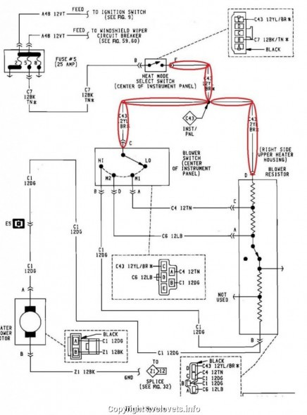2003 workhorse chassis wiring diagram  schematic wiring