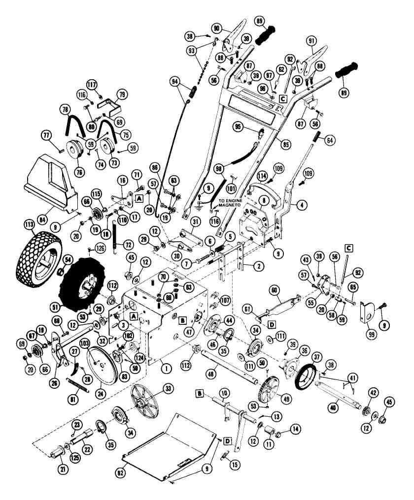 [AT_3331] Ariens Snow Blower Parts Diagram On Craftsman
