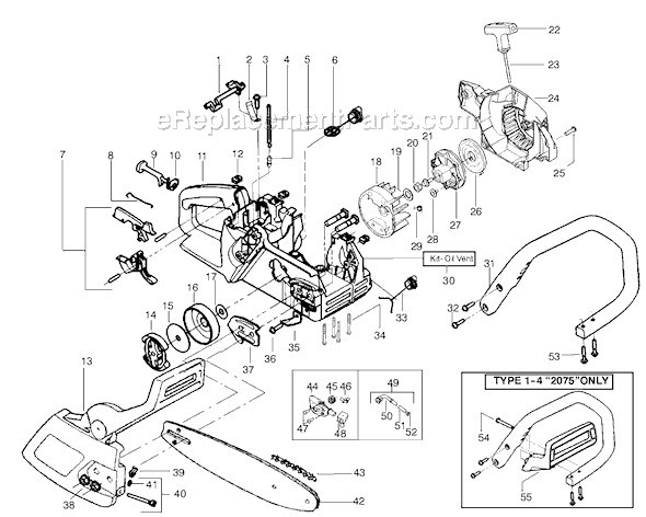 [SK_7168] Stihl Chainsaw Parts Diagram Download Diagram