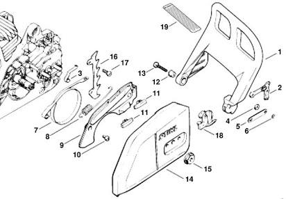 [CN_1075] Stihl Ms 260 Parts Diagram Moreover Stihl