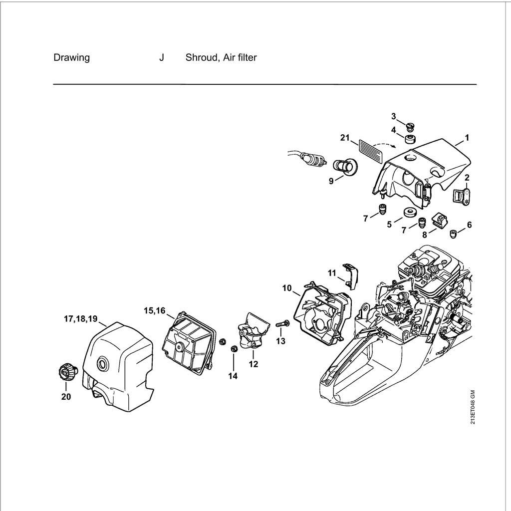 Ke Stihl Chainsaw Parts Diagram Wiring Diagram