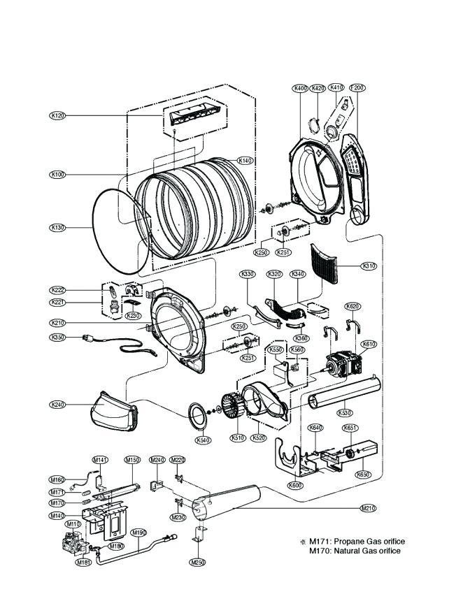[GG_7559] Kenmore Laundry Center Wiring Diagrams Schematic