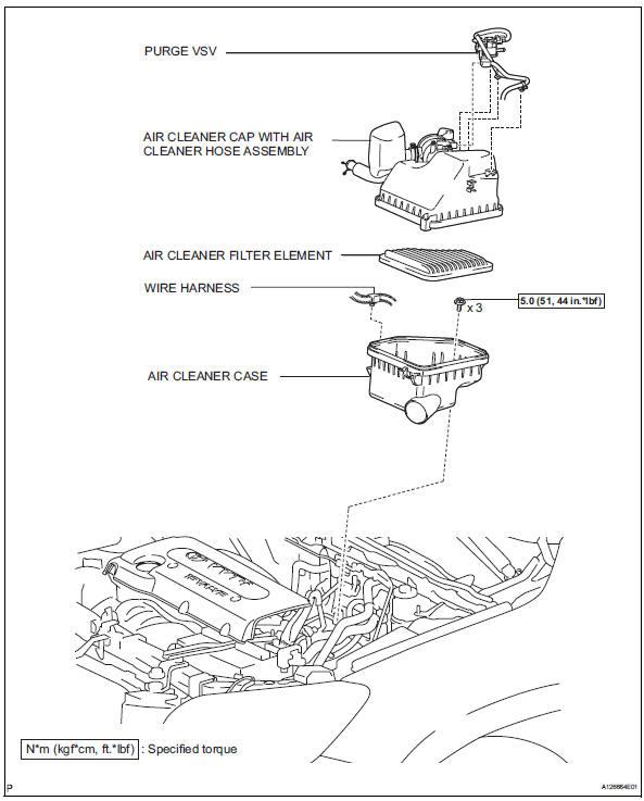 [RC_9102] 2005 Toyota Rav4 Engine Diagram Free Diagram
