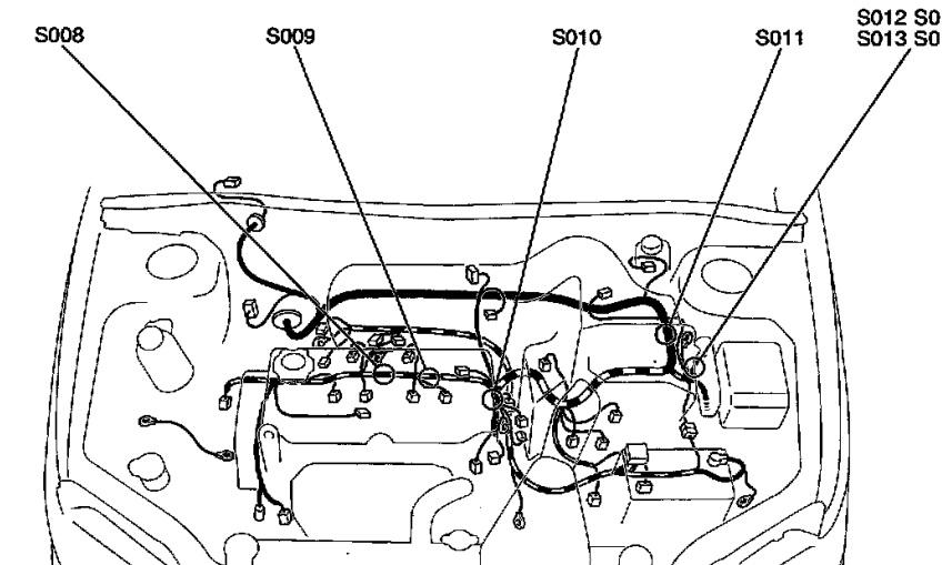 2004 Mitsubishi Lancer Engine Diagram / 2000 Mitsubishi
