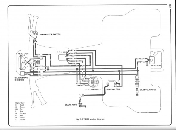 1998 yamaha blaster wiring diagram  wiring diagrams 208