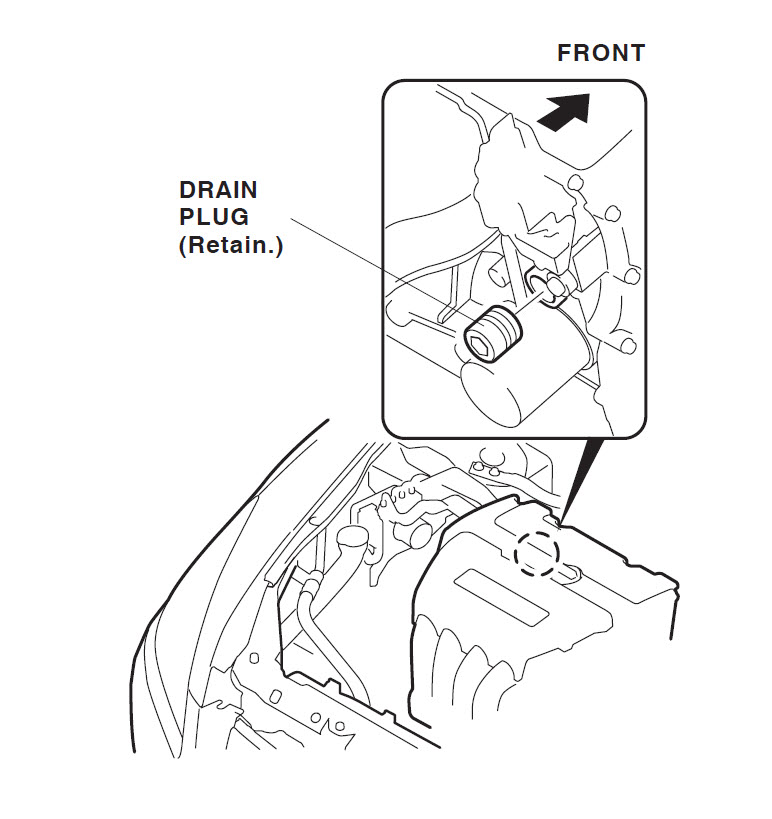 [TD_5100] Honda Civic Engine Coolant Block Download Diagram